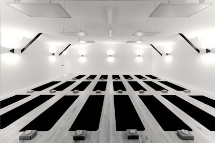 relaxing yoga studio Melbourne