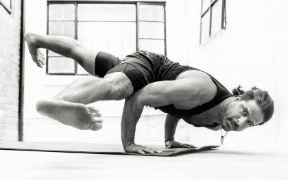 Tommy yoga teacher