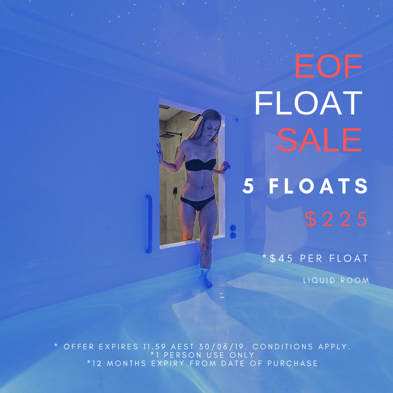 EOF Float SALE! 5 FLOATS for only $225